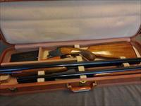 Beautiful Browning Superposed 12 gauge AND 20 gauge 2 barrel set numbered!!!