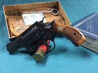 SMITH AND WESSON 36 NO DASH IN ORIGINAL BOX