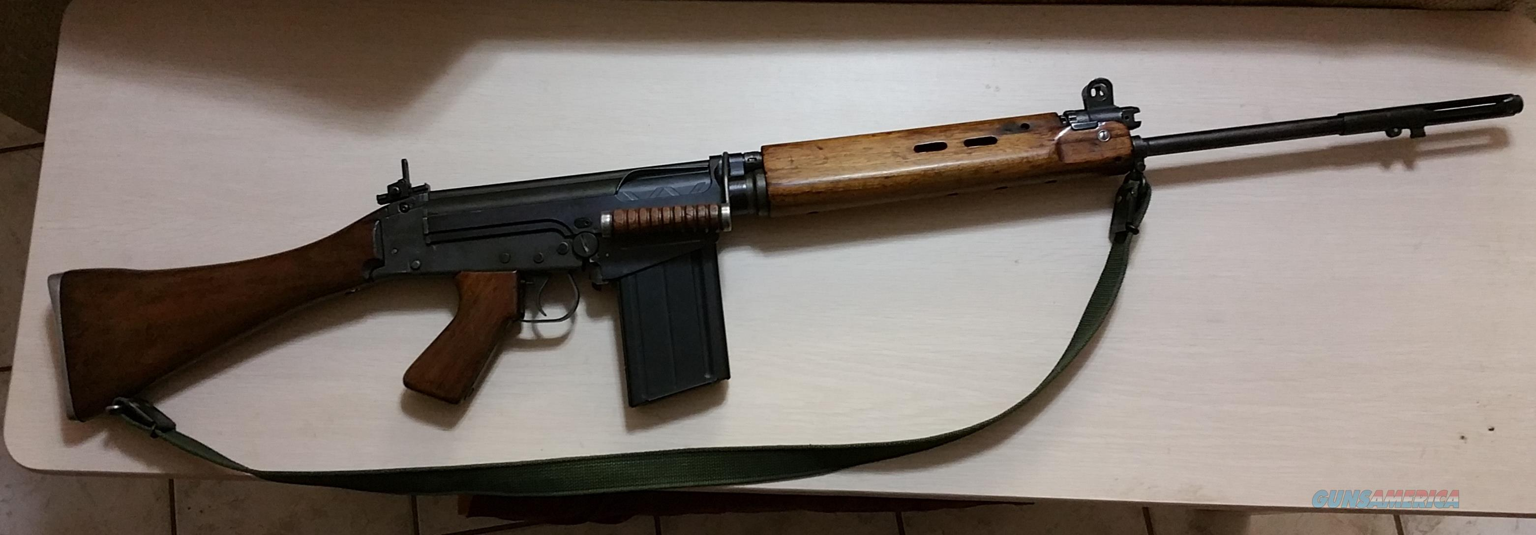 FAL Model L1A1 Rifle, 7 62x51, Inch pattern, Reduced price