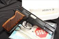 LNIB FEG P9R- Browning Hi Power Copy in Double Action
