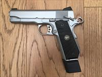 Custom Ed Brown Kobra Carry with Nite Sights - Wilson Combat