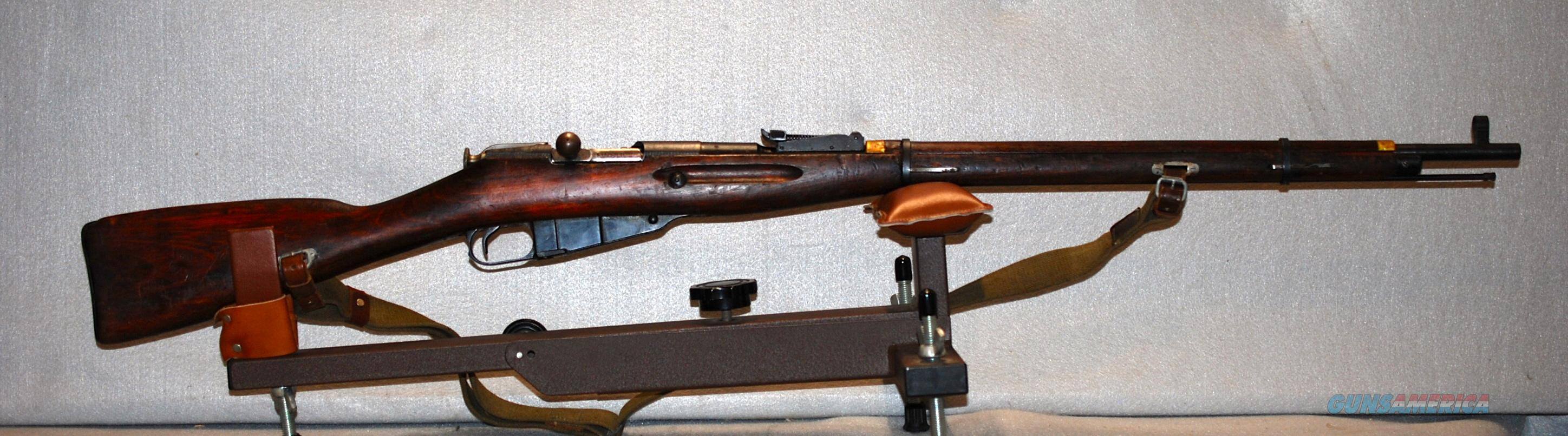how to clean a mosin nagant after surplus mmo