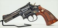 "Smith & Wesson 586-3 4"" Blued 357 MAGNUM"