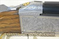 Krieghoff K-80 Gold Super Scroll 12ga. 30""