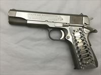 Colt government series 70 super 38 nickel