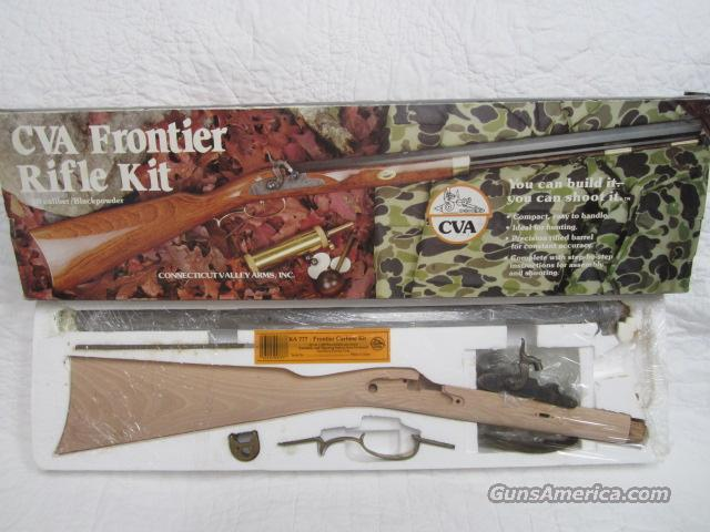 CVA Frontier Rifle Kit KA777