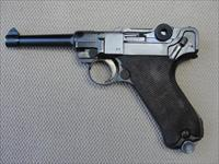 Luger 1914/1920 DWM 9mm Low SN 28, matching and Mag