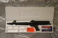 Calico M-100 Semi-auto Pre-ban 22LR carbine w/folding stock Rare find! NIB