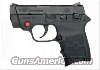 SMITH AND WESSON BODYGUARD 380 380 ACP W/ CRIMSON TRACE LASER