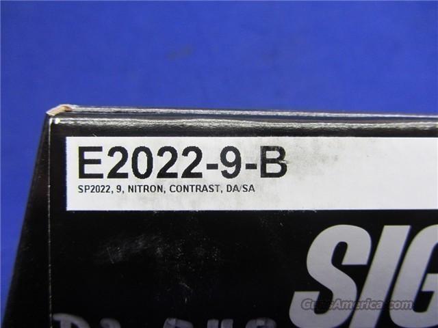 Sig Sauer SP2022 9mm 2022 E2022-9-B for sale