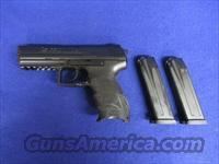 Heckler & Koch P30L-V3 .40 S&W Long Slide HK H&K 223256