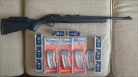 RUGER AMERICAN RIMFIRE COMPACT  22 WMR, MODEL NUMBER 8324