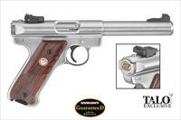 Ruger MKIII SS 5.5 TALO 10161 USA Shooting Ltd Ed