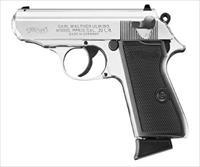 Walther PPK PPK/S .22LR Stainless 5030320