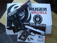 Ruger Navy Seal Museum SR1911 181/200 .45ACP 6737