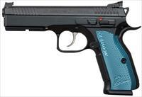 CZ Shadow 2 BLUE Grips 9MM 91257 NEW