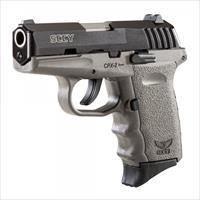 SCCY CPX-2 CBSG Grey / Black 9MM NEW