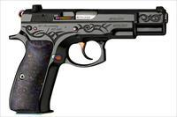 CZ 75B 9MM Anniversary LTD Ed 122/999 91144 New