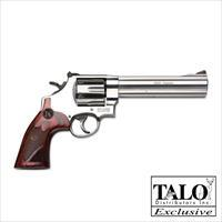 "S+W 629 Deluxe TALO .44MAG 6.5"" Wood Grp 150714"