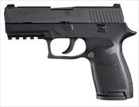 Sig Sauer P250 Compact 9MM 250C-9-B NEW
