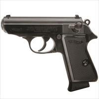 "Walther PPK/S .22LR Black 3.35"" 5030300 NEW"