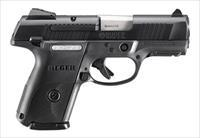 "Ruger SR9C 9MM 3.4"" Blk 17+1 3314 NEW SALE!"