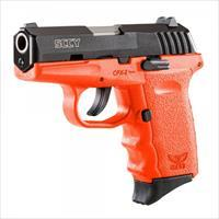 SCCY CPX-2 CBOR Black / Orange 9MM NEW