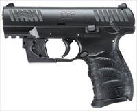 Walther CCP 9MM w/ viridian Laser 5080300VRL NEW EZ PAY $41