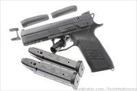 CZ-USA P09 P-09 Black 2014 Version 9MM NEW 91620 free layaway