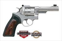 "Ruger GP100 4.2"" Stainless .22LR 1766 NEW"