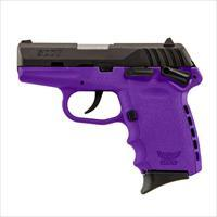 SCCY CPX-1 CPX1 CB PU 9MM Purple FREE HLSTER+SHIP