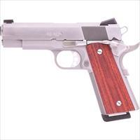 Les Baer Custom Carry Commanche Stainless .45ACP