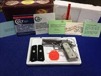 Colt Officers ACP BSTS - RARE Factory Custom
