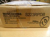 Winchester PDX1 Defender .223 Rem 200 rounds JHP
