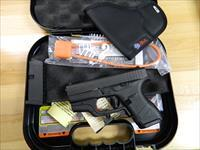 GLOCK 42 with Crimson Trace Laser New in Box , holster  .380 ACP