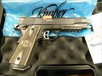 Kimber Tactical Entry II .45 ACP