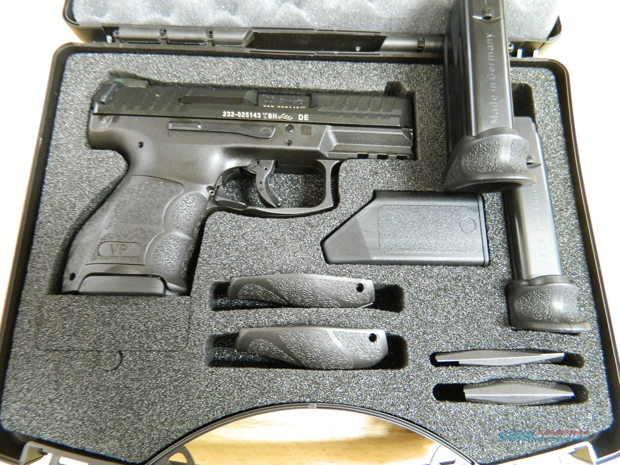H&K VP9SK LE 9mm New in the Box