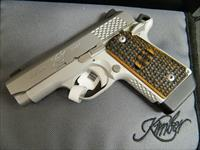 Kimber Micro9 Stainless Raptor 9mm  LIKE NEW