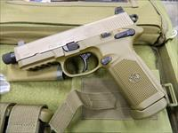 FNH FNX-45 Tactical in FDE  .45 ACP