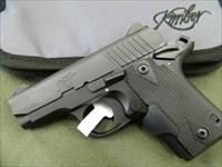 Kimber Micro380 DC with Crimson Trace Laser & Night Sights