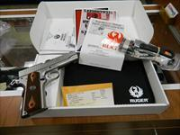 Ruger SR1911 Stainless Commander in .45ACP