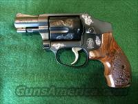 Smith & Wesson 442-1 38SPL Engraved 150785