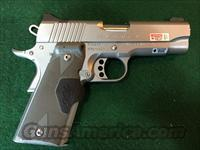 Kimber Stainless Pro TLE II 45ACP with CT LaserGrips