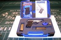 SIG SAUER P232 Semi. Auto Pistol,380 Cal., Stainless Steel