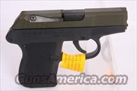 Kel-Tec P380 Green/Black