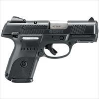 Ruger SR40c 40Smith and Wesson Black