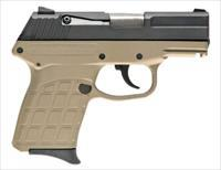Kel-Tec PF9 9mm Parkerized Tan