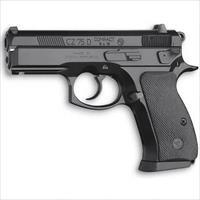 CZ 75 P01 Compact 9mm 3.7in 14rd