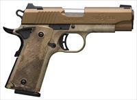 Browning 1911 Black Label Pro Speed Pistol 380 ACP 4.25 in. 8+1
