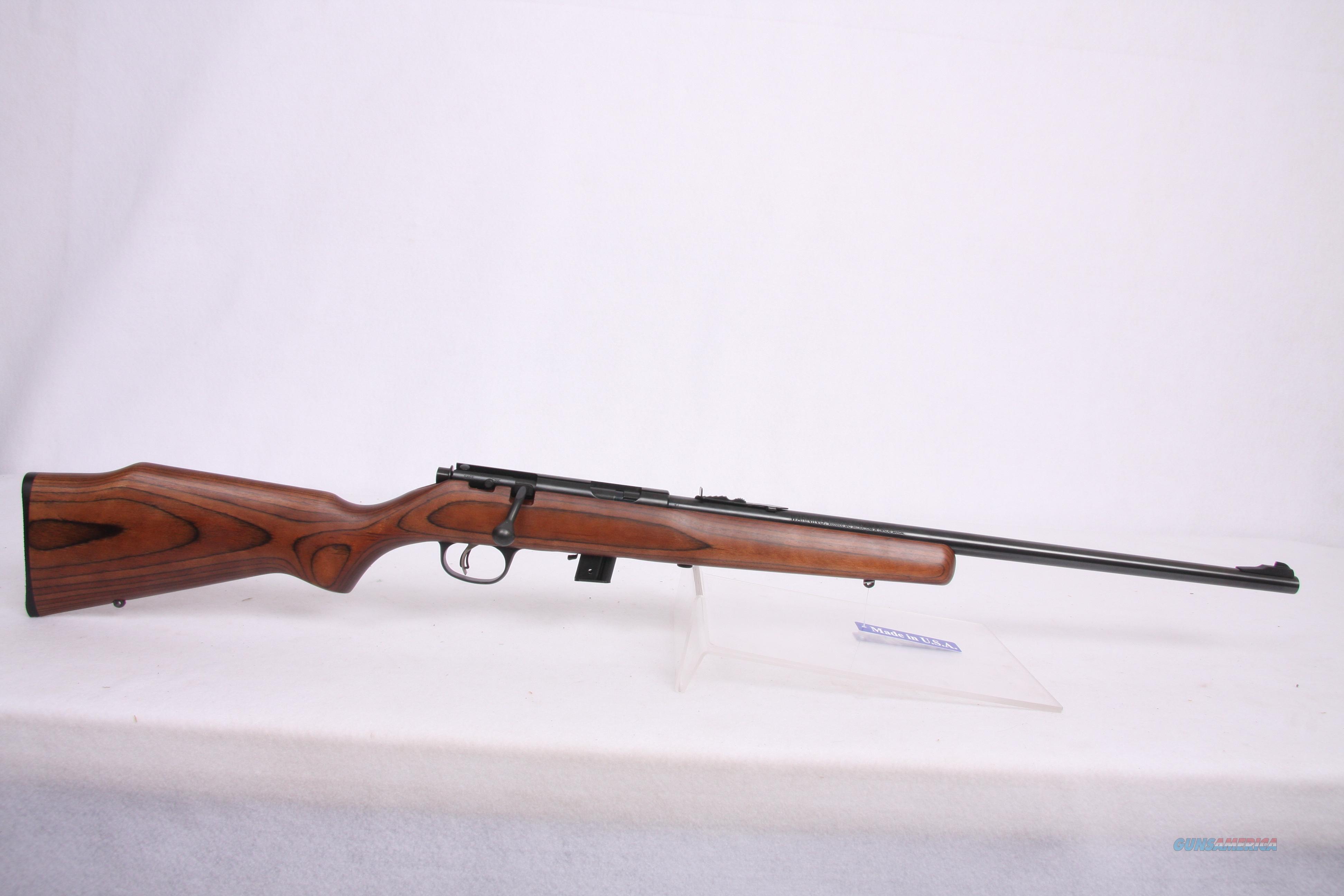 Marlin XT-22  22Lr Wood Rifle